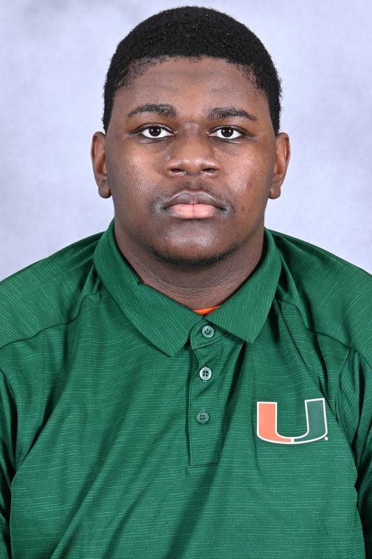 John Campbell, Jr. - Football - University of Miami Athletics