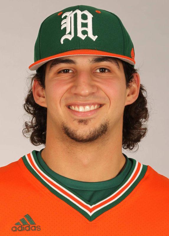 Ryan Alvarez - Baseball - University of Miami Athletics