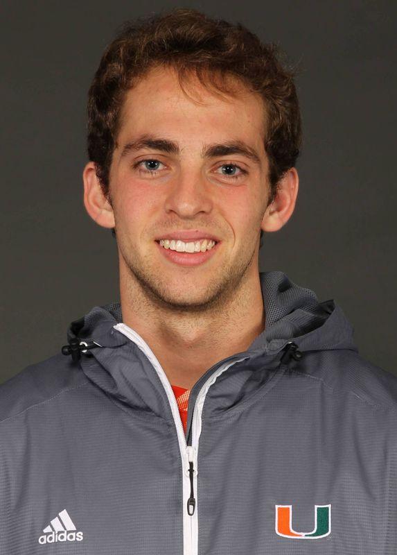 Zack Garland - Cross Country - University of Miami Athletics
