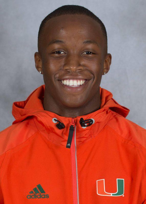 Jaalen Jones - Track & Field - University of Miami Athletics