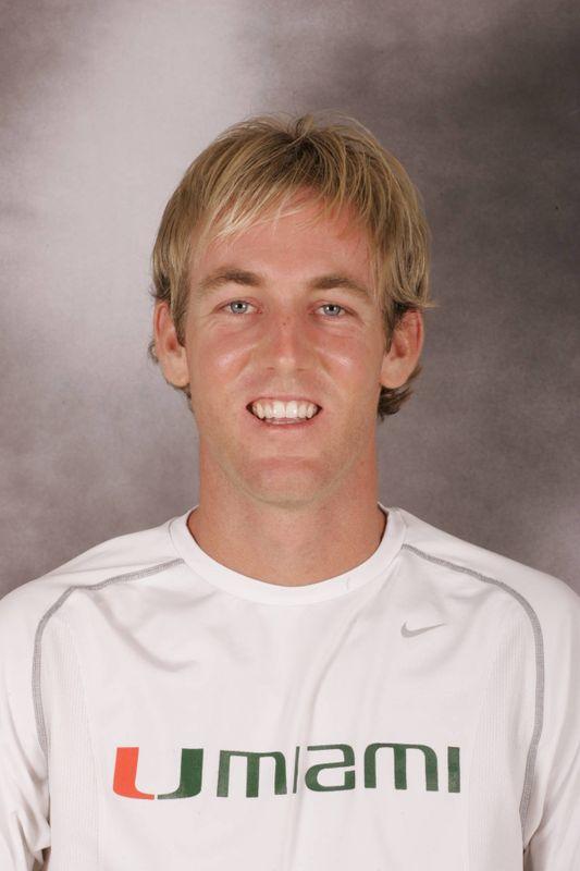 Tim Krebs - Men's Tennis - University of Miami Athletics
