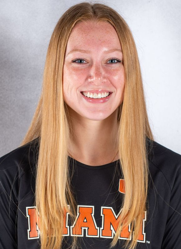 Savannah Vach - Volleyball - University of Miami Athletics