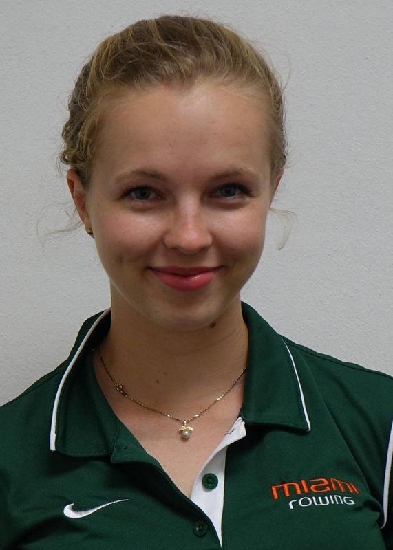 Emily Storrs - Rowing - University of Miami Athletics