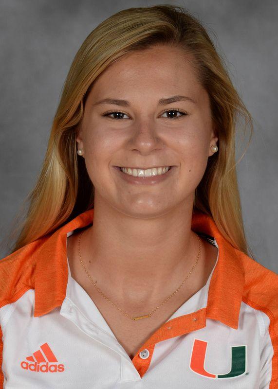 Nicole Habina - Rowing - University of Miami Athletics