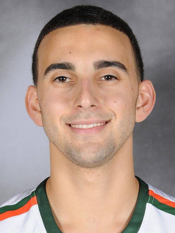 Justin Heller - Men's Basketball - University of Miami Athletics