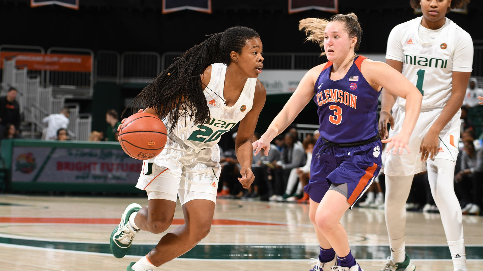 Canes Outlast Tigers at Home