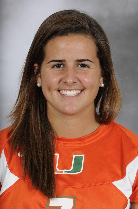 Kim Hutchinson - Soccer - University of Miami Athletics