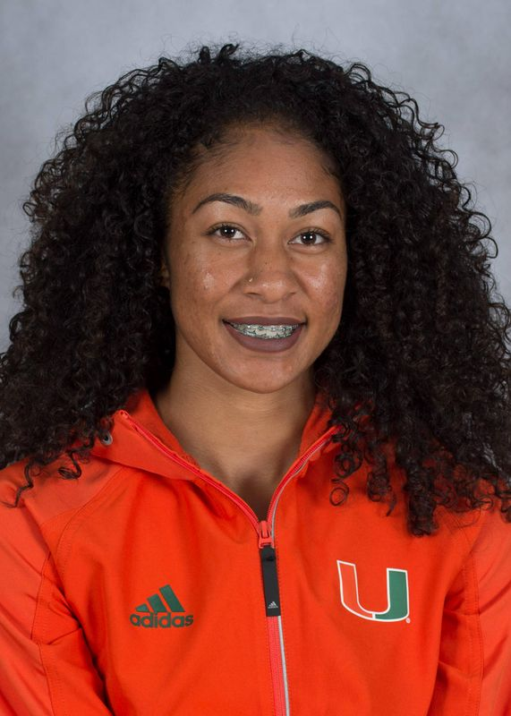 Kristina Knott - Track & Field - University of Miami Athletics