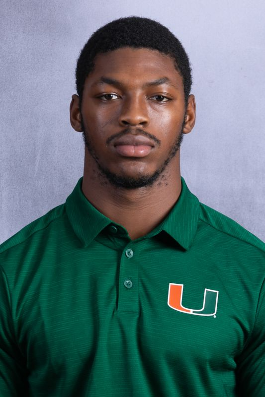 Gurvan Hall, Jr. - Football - University of Miami Athletics