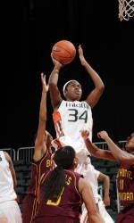 Miami to Face Cornell to Close-Out Road Trip