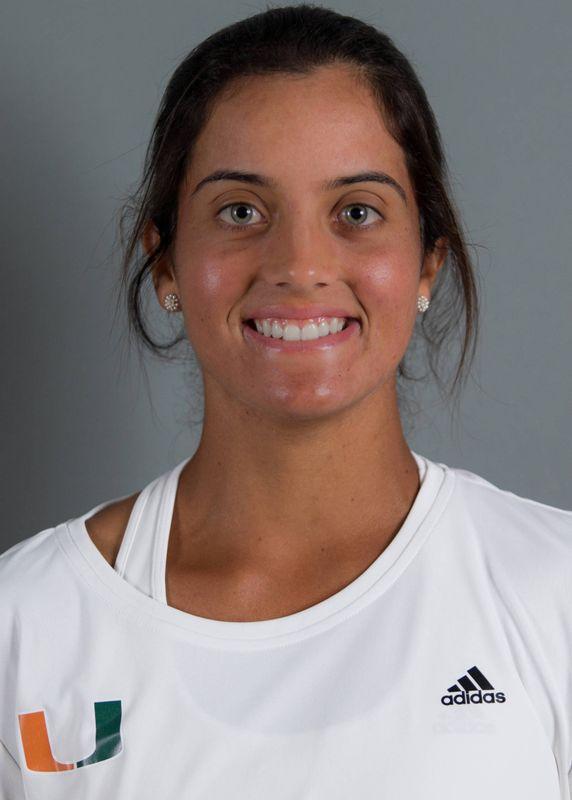 Clementina Riobueno - Women's Tennis - University of Miami Athletics