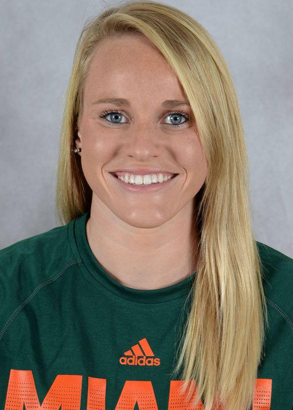 Angela Algee - Swimming & Diving - University of Miami Athletics