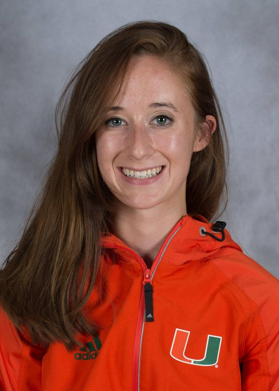 Megan Brown - Cross Country - University of Miami Athletics