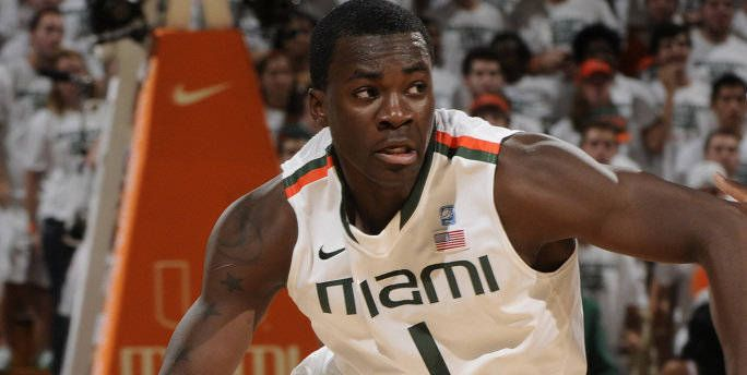 Canes Hang on to Win 90-86 in 2OT Against the Terps