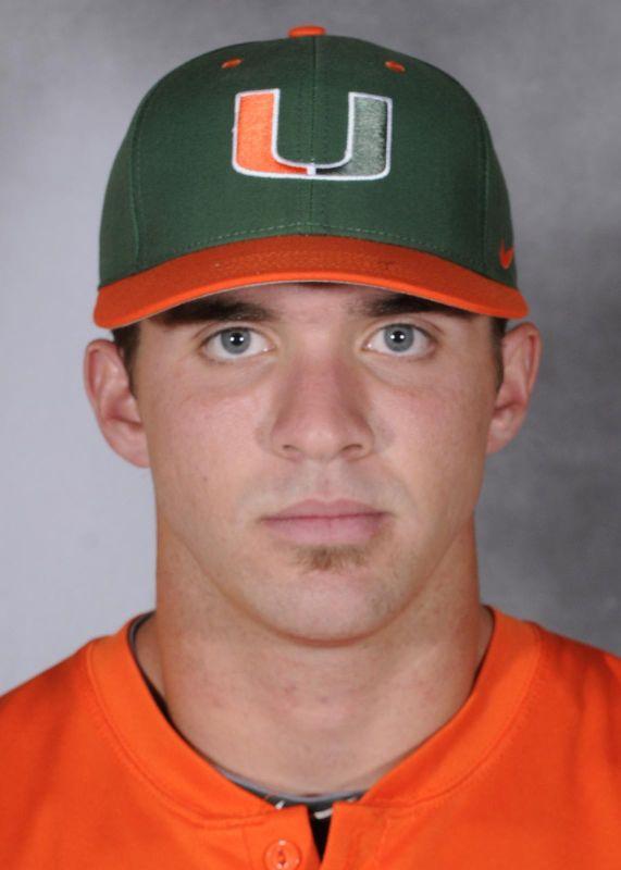 Alex San Juan - Baseball - University of Miami Athletics