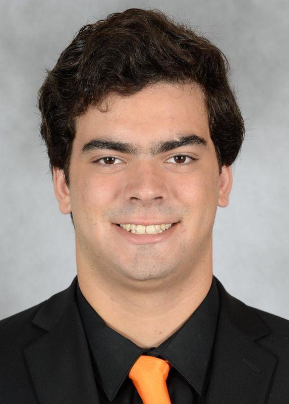 Marco Baeza - Football - University of Miami Athletics