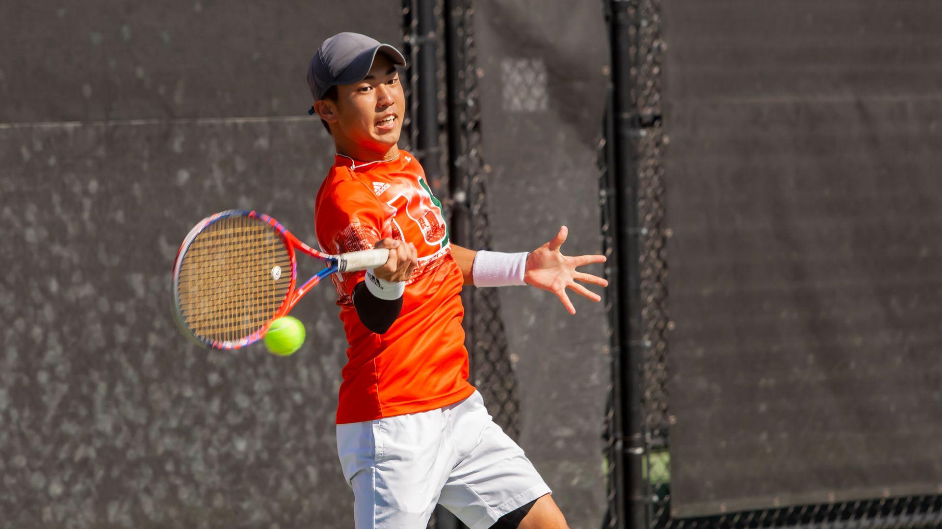 M. Tennis Set to Host FAU