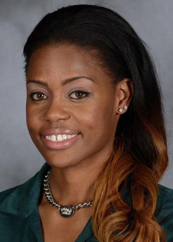 Krystal Saunders - Women's Basketball - University of Miami Athletics