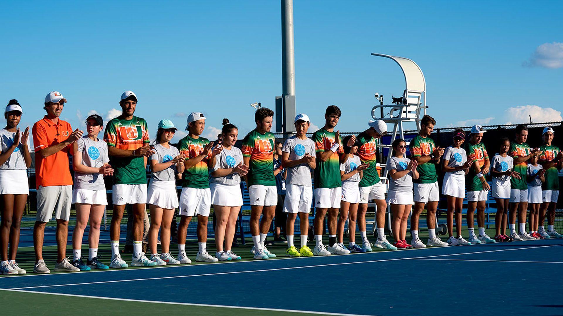 Men's Tennis Blanks Florida State, 4-0