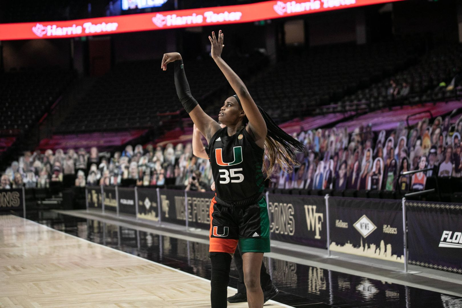 Miami Falls Short at Wake Forest