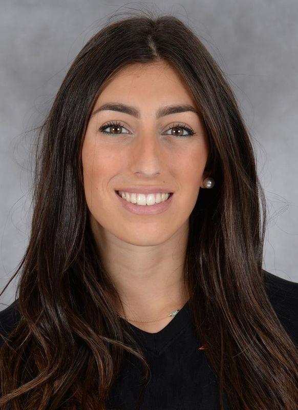 Olga Strantzali - Volleyball - University of Miami Athletics