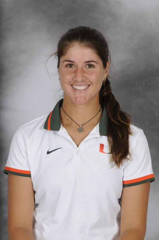 Brittany Dubins - Women's Tennis - University of Miami Athletics
