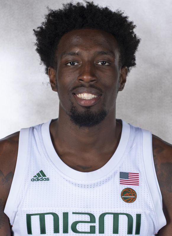 Nysier Brooks - Men's Basketball - University of Miami Athletics