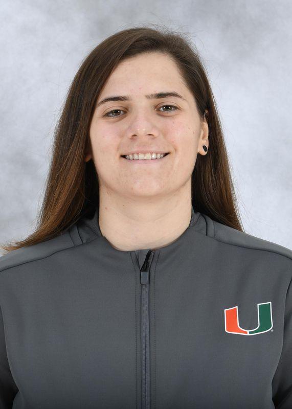 Kristina  Rakocevic - Track & Field - University of Miami Athletics