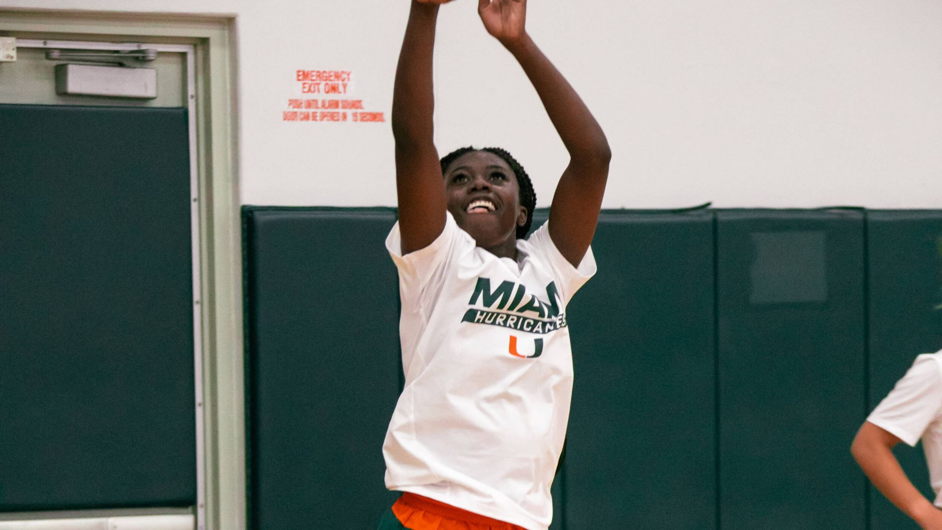 Williams Brings Speed and Energy to The U