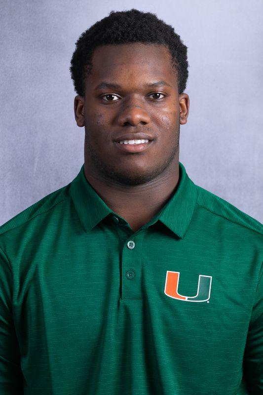 Thaddius Franklin, Jr. - Football - University of Miami Athletics