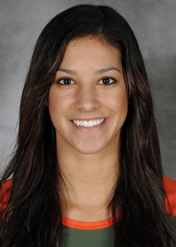Lane Carico - Volleyball - University of Miami Athletics