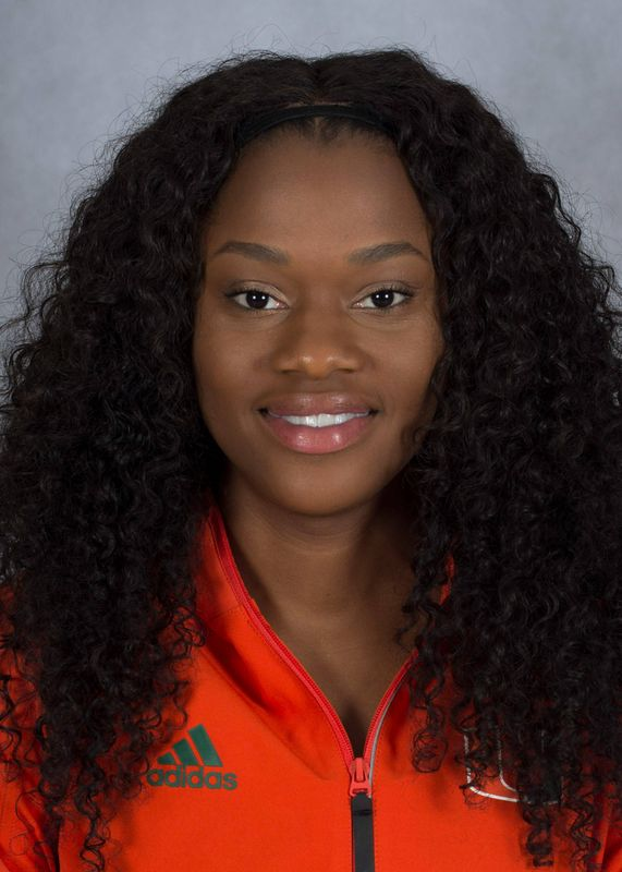 Trishelle Leacock - Track & Field - University of Miami Athletics