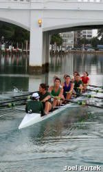 UM Rowers Conclude Year at Aramark Sprints