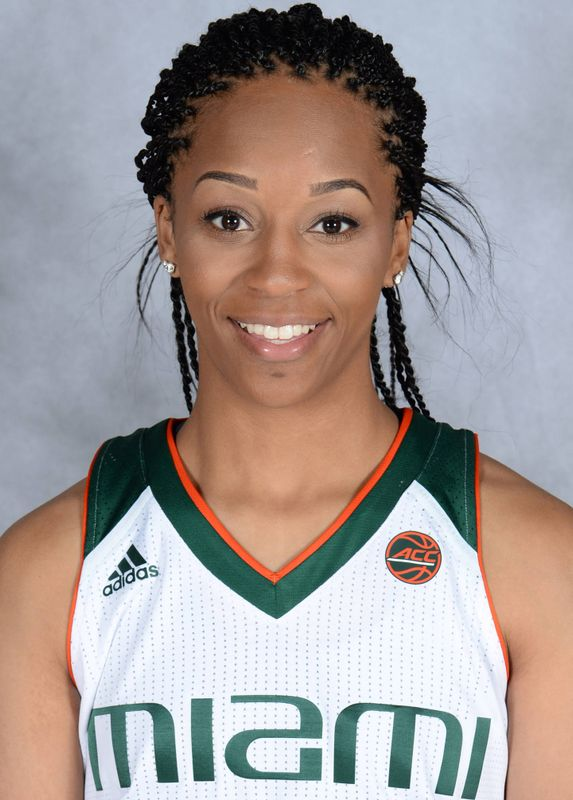 Adrienne Motley - Women's Basketball - University of Miami Athletics