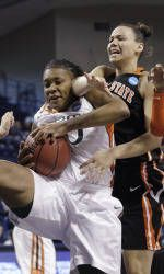 No. 8 Miami Advances After Defeating Idaho State, 70-41