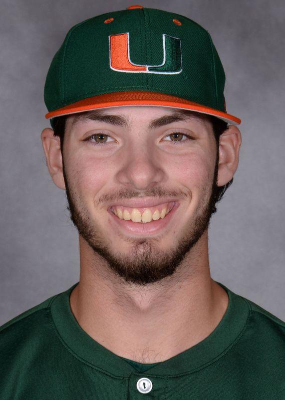 Anthony Masiello - Baseball - University of Miami Athletics