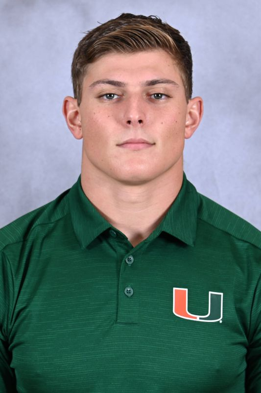 Shane Sawyer - Football - University of Miami Athletics