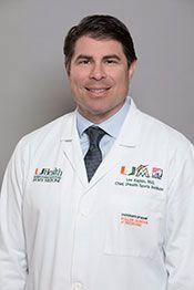 Dr. Lee Kaplan -  - University of Miami Athletics