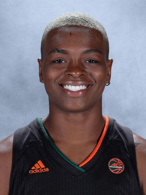 Iggy Allen - Women's Basketball - University of Miami Athletics