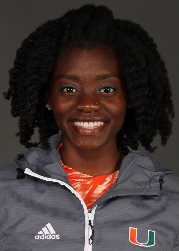 Alexis Wright - Track & Field - University of Miami Athletics