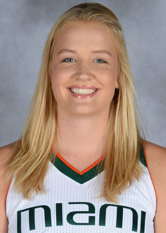 Emese Hof - Women's Basketball - University of Miami Athletics