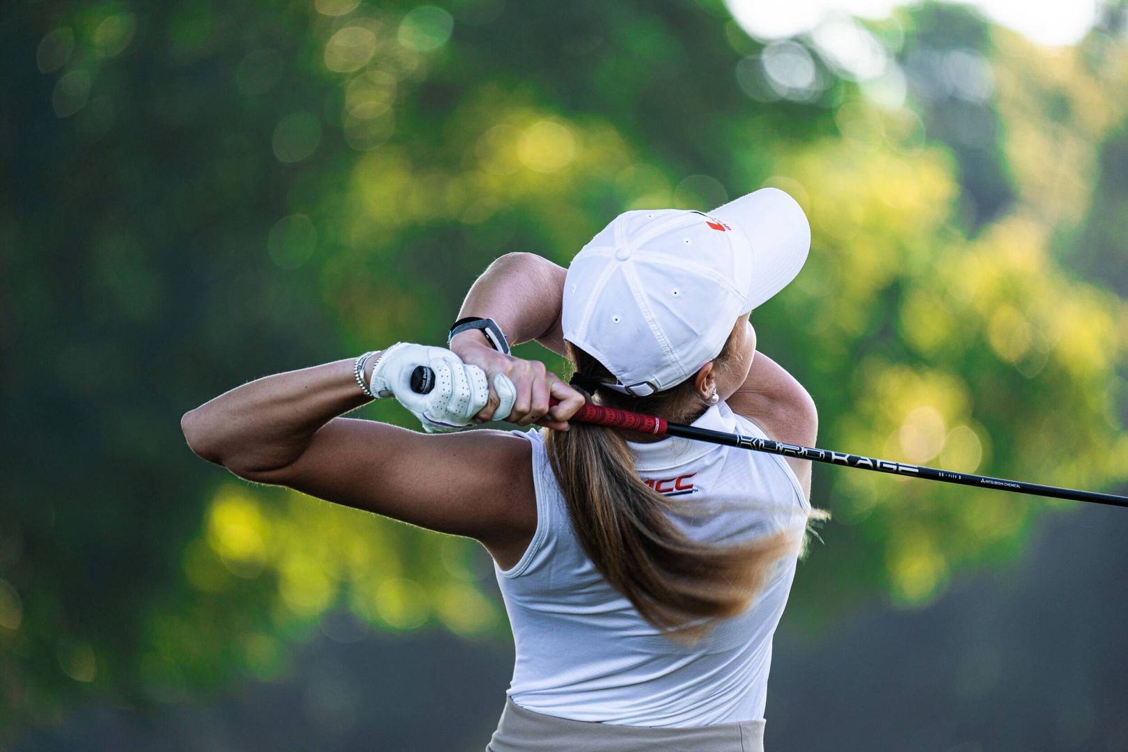 Golf Concludes Play at Moon Golf Invitational