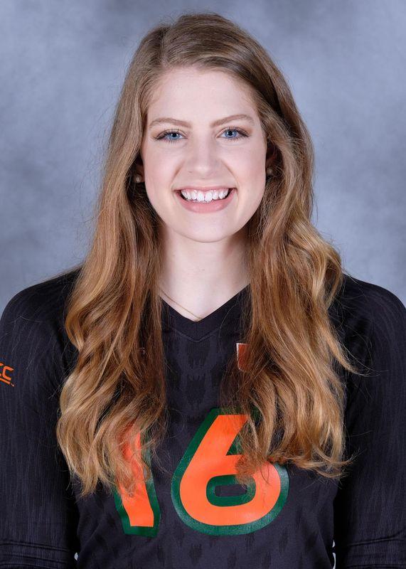 Cameron Dobbs - Volleyball - University of Miami Athletics