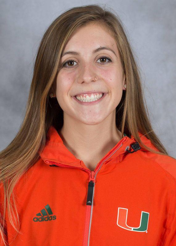 Gabrielle Hesslau - Cross Country - University of Miami Athletics