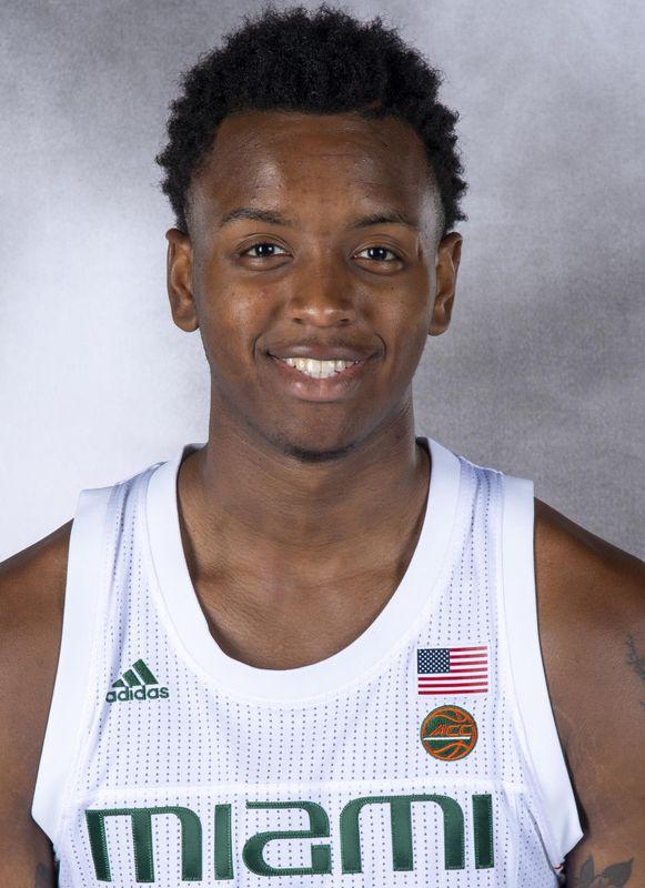 Keith Stone - Men's Basketball - University of Miami Athletics