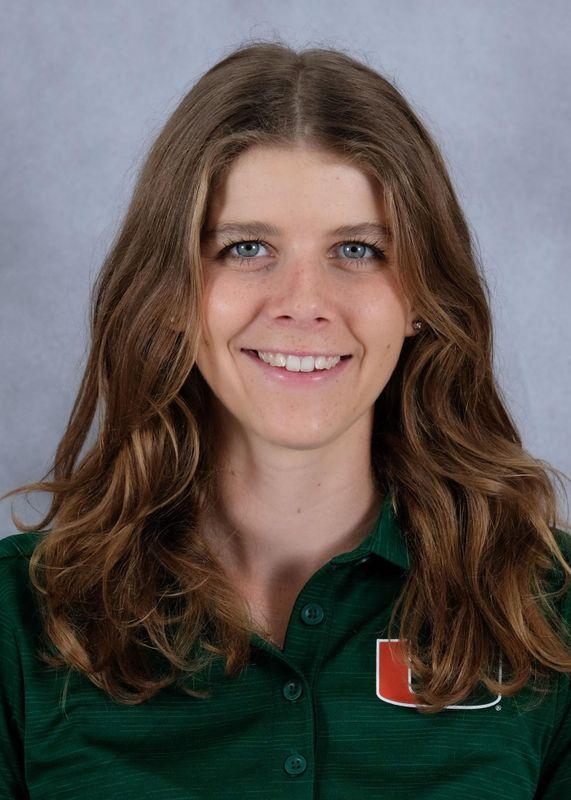 Kristyna Frydlova - Golf - University of Miami Athletics