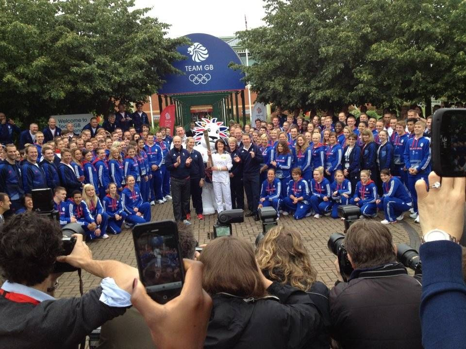 #OlympicCanes: Ciara Michel's Blog from Great Britain