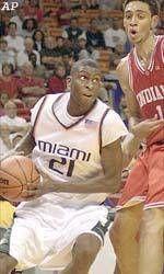 Miami Basketball Falls to Nike Elite, 88-86