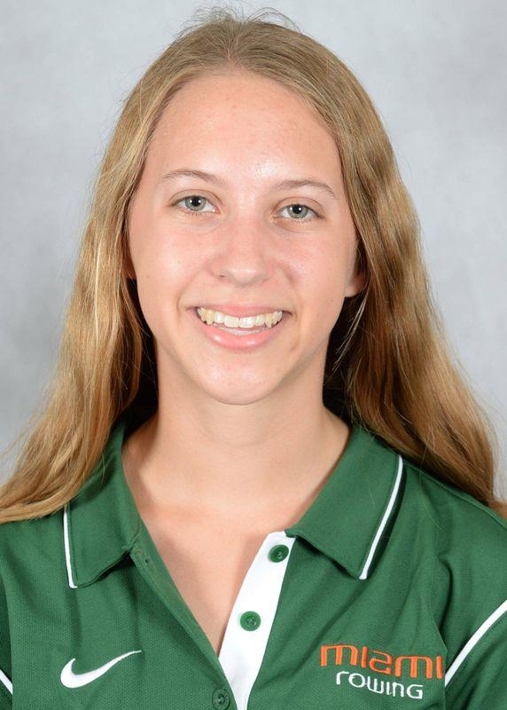 Rose Thatcher - Rowing - University of Miami Athletics