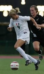 Chapman Named to Soccer Buzz National Elite Team of the Week; UM Heads to UNCG Tournament